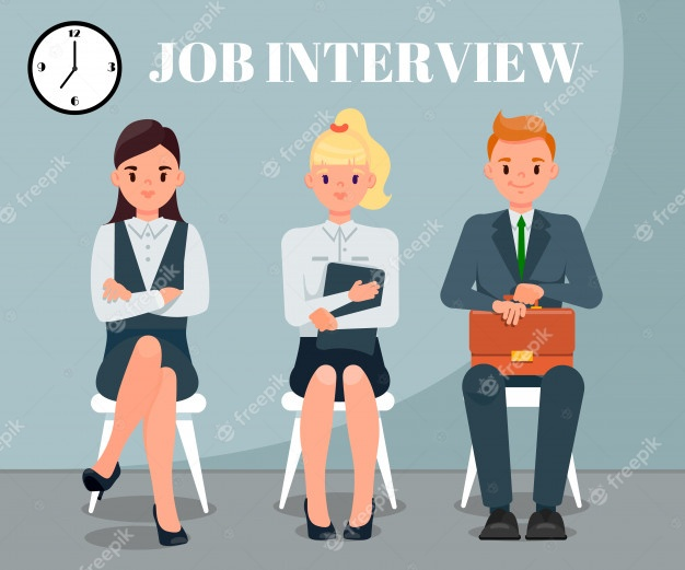 job-interview-flat-vector-illustration-with-text_82574-2150