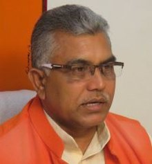 Dilip Ghosh, BJP Leader admits Mistakes During elections Says BJP Will Change Strategy.